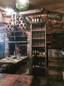 Die gemütliche Einrichtung im Tarullo's macht die Mittagspause zur echten Auszeit vom Alltag.