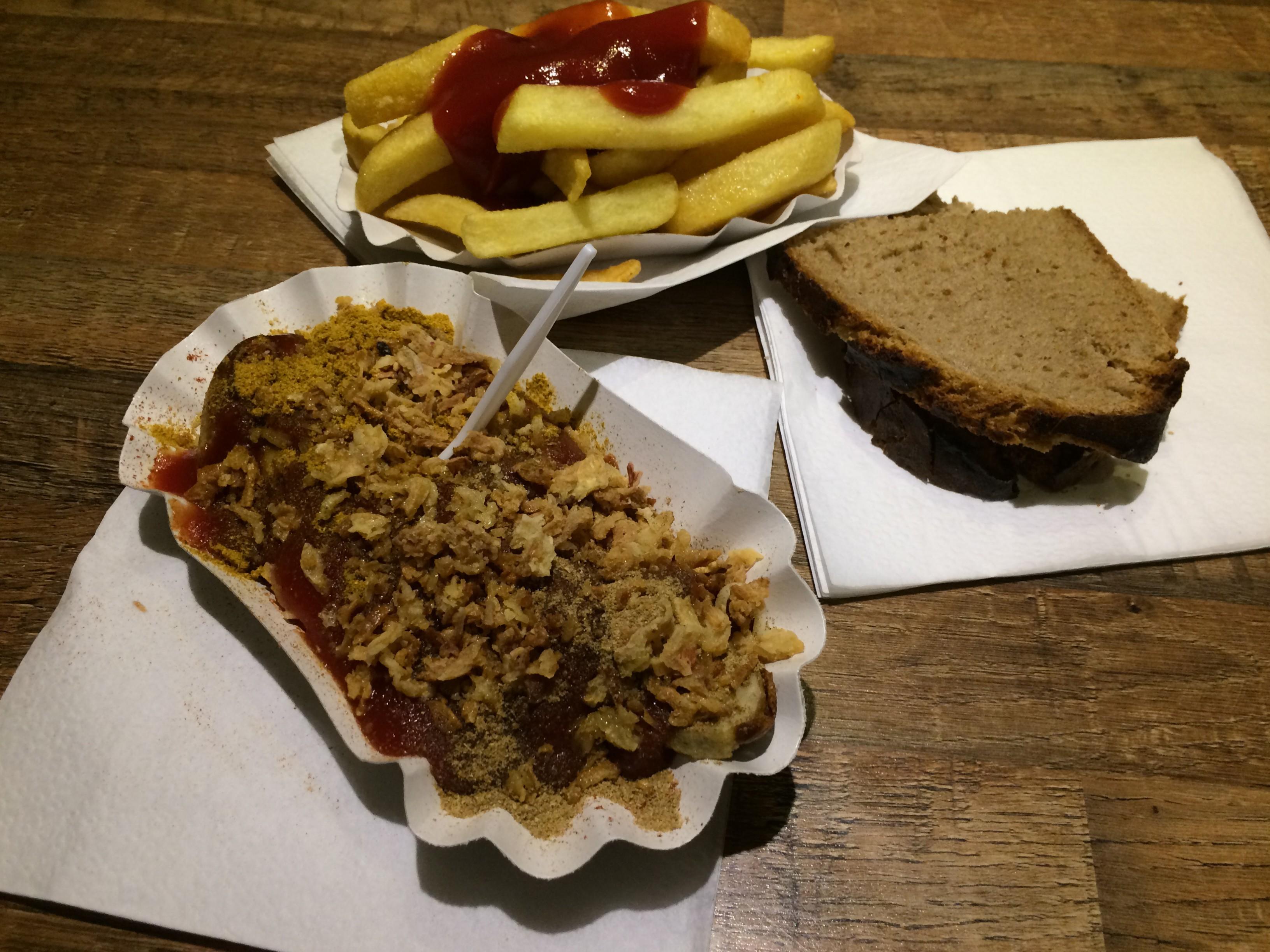 Currywurst Test In Frankfurt Best Worscht In Town