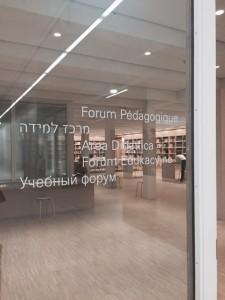 Die Bibliothek des NS Dokumentrums, die auf diesem Foto zu sehen ist, kann gratis besucht werden. Freier Eintritt ist auch bei Vorträgen dort. (Foto: Winderl)