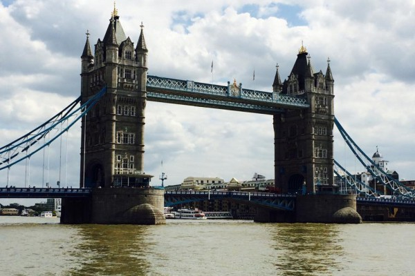 London Tower Bridge (Foto: Pfannkuch)