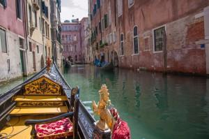 Venedig vom Wasser aus (Foto: Ralph Winderl)