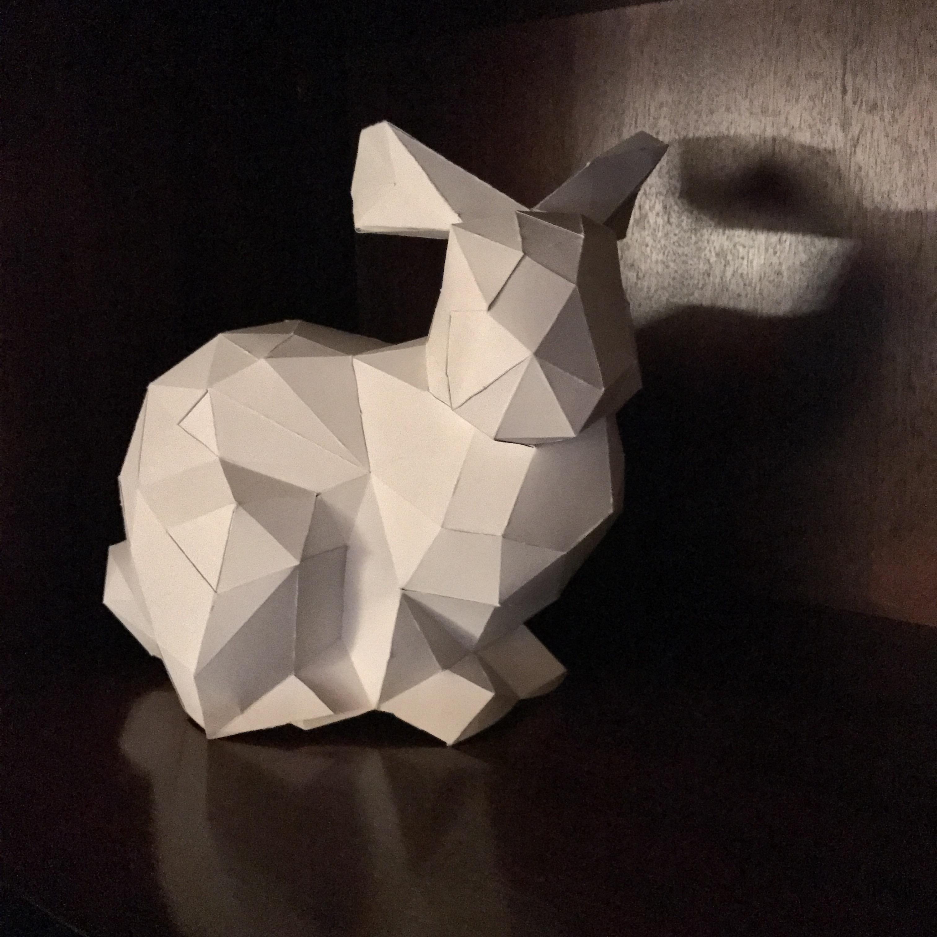 Gratis Origami Bastelvorlagen Fur Ostern